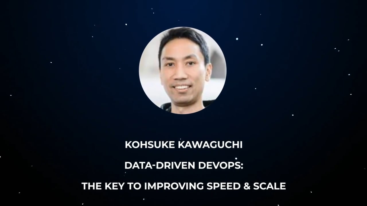Kohsuke Kawaguchi – Data-driven DevOps: The Key to Improving Speed & Scale