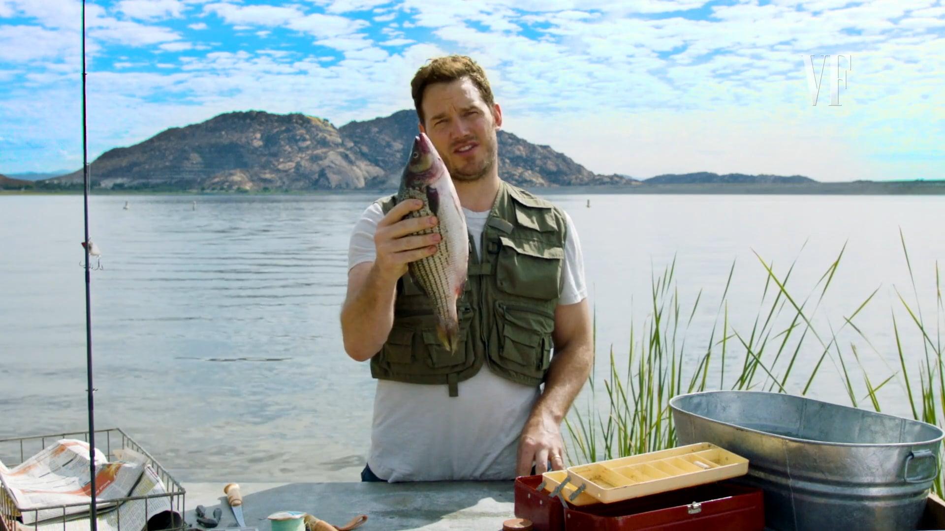 "Cookin' with Chris Pratt"""