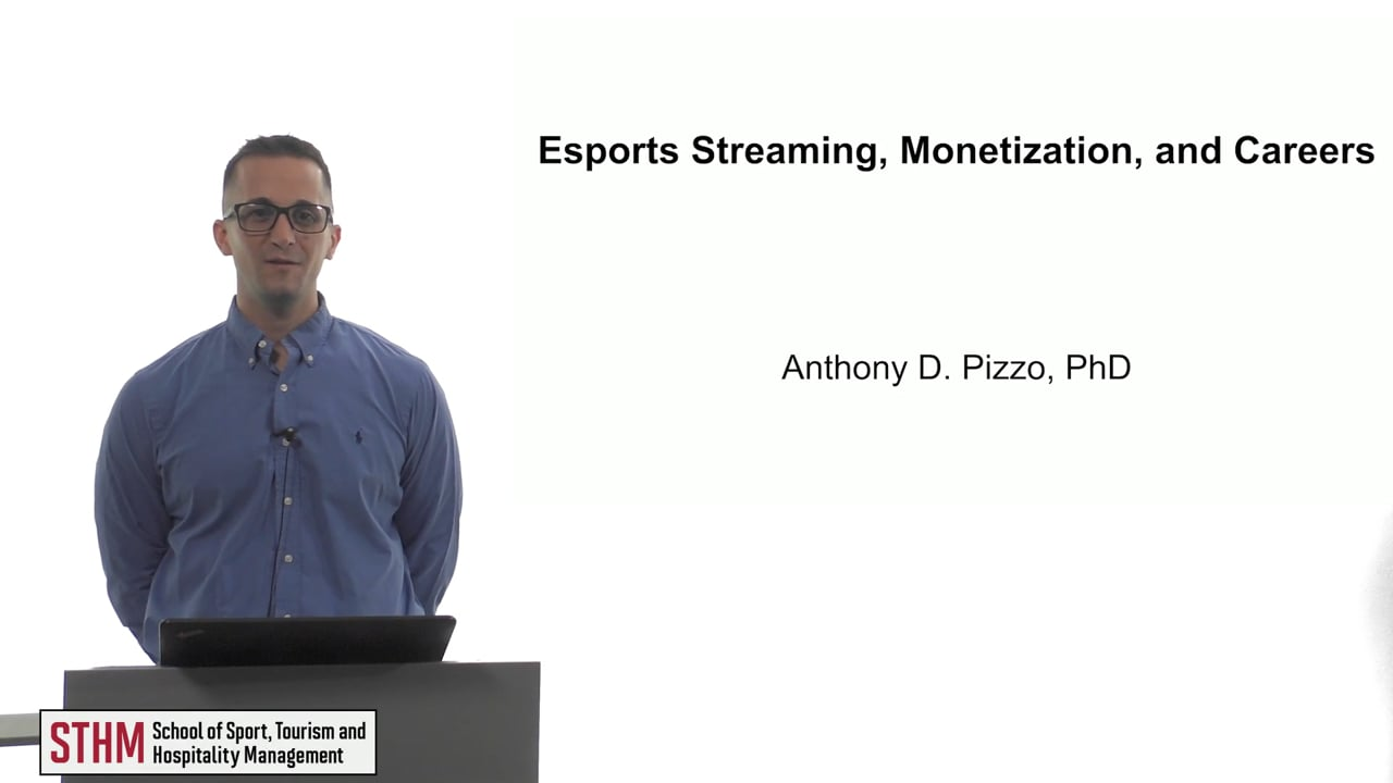61921Esports Streaming, Monetization, and Careers