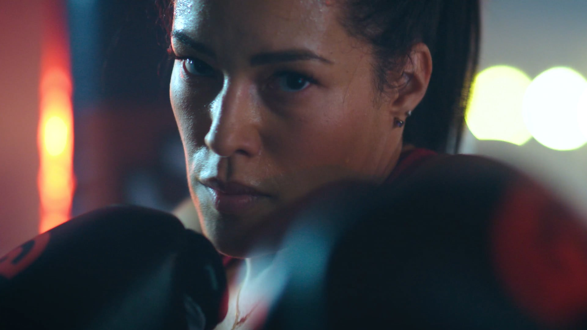 Kickboxing Gym Commercial