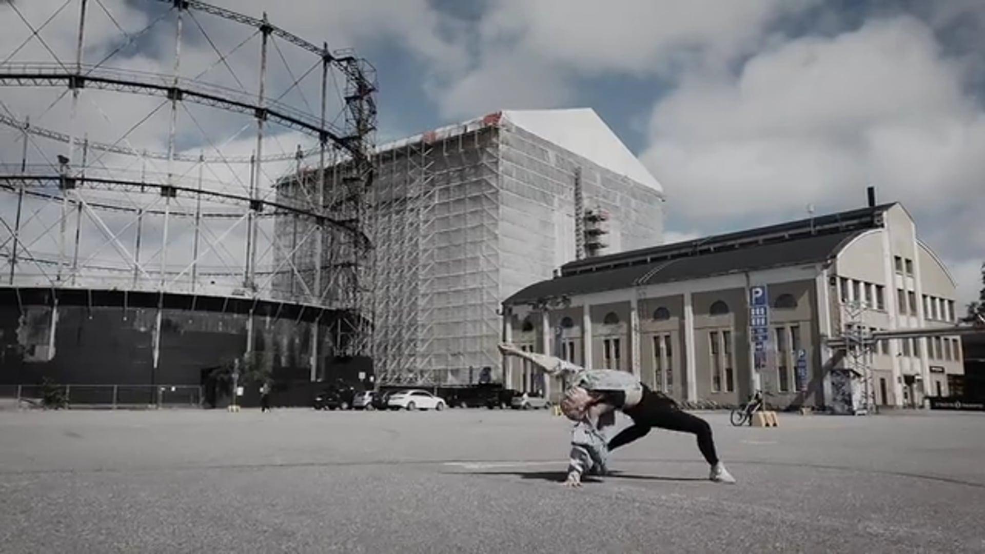 Forest Blakk - Breathe ll choreography by Noora Kaijanen