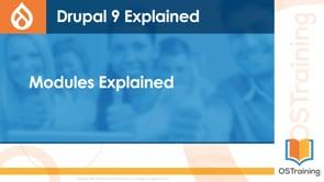 Modules Explained