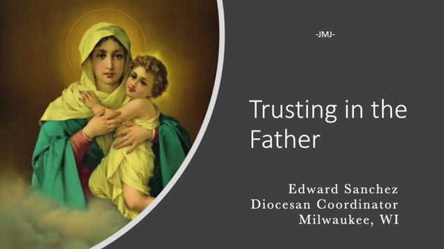 Edward Sanchez - Fatherhood