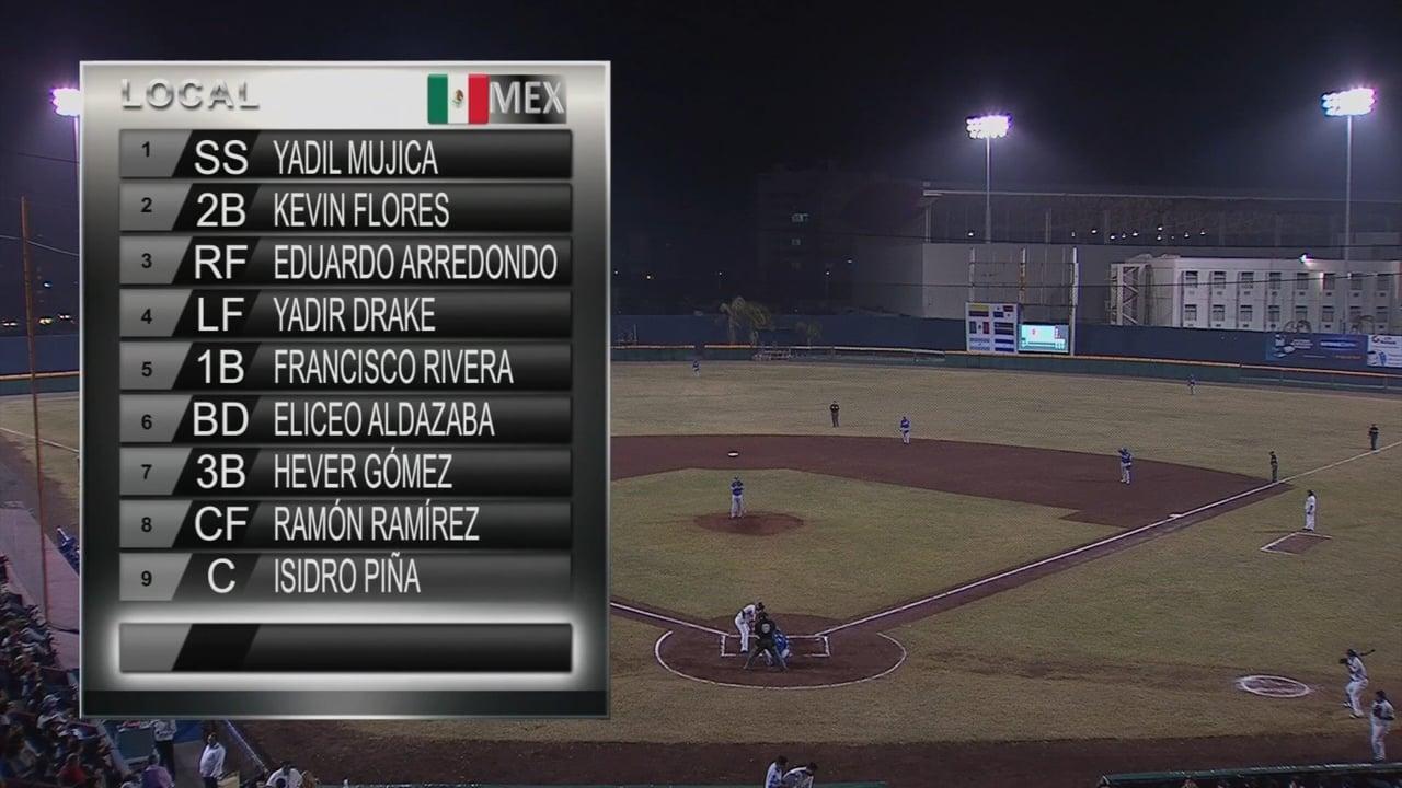 Nicaragua vs México