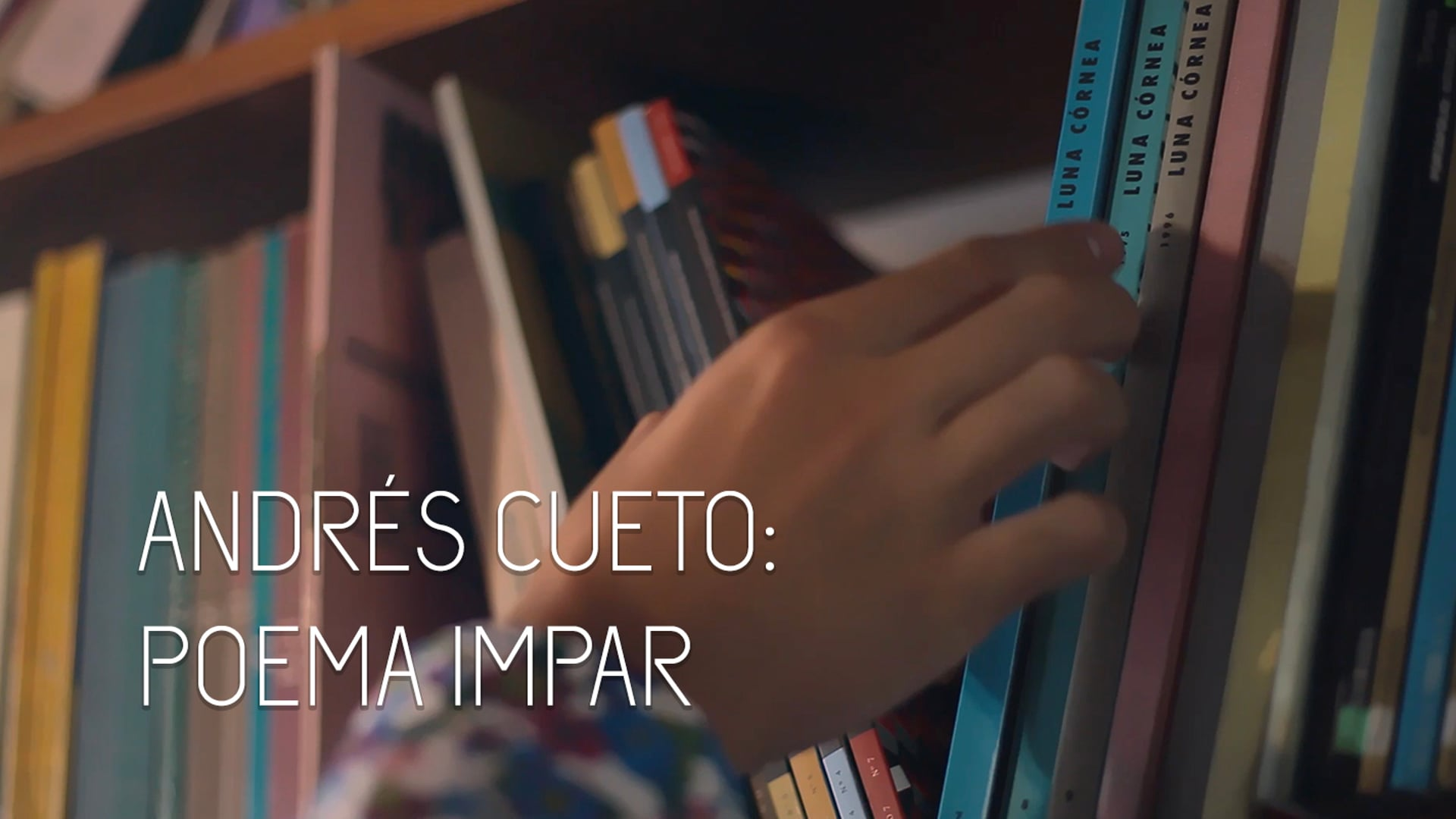 Andrés Cueto - Poema Impar