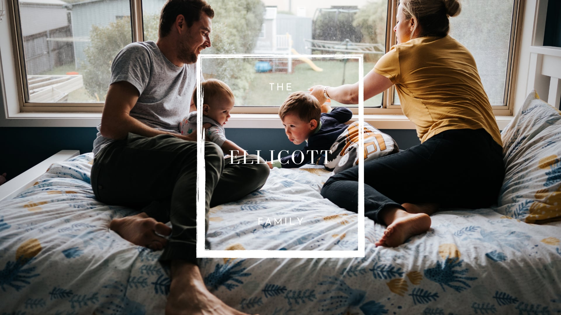 The Ellicott Family Film 2020