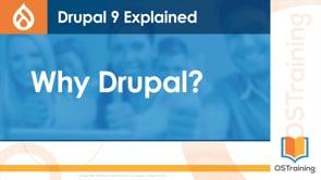 Why Choose Drupal?
