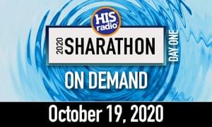 Rob & Lizz On Demand: Monday, October 19, 2020