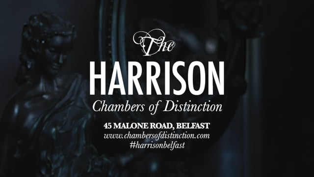 The Harrison Chambers of Distinction Promo