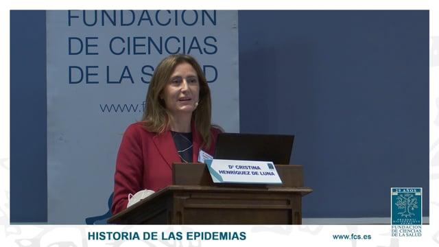 Dª Cristina Henríquez de Luna - Presentación