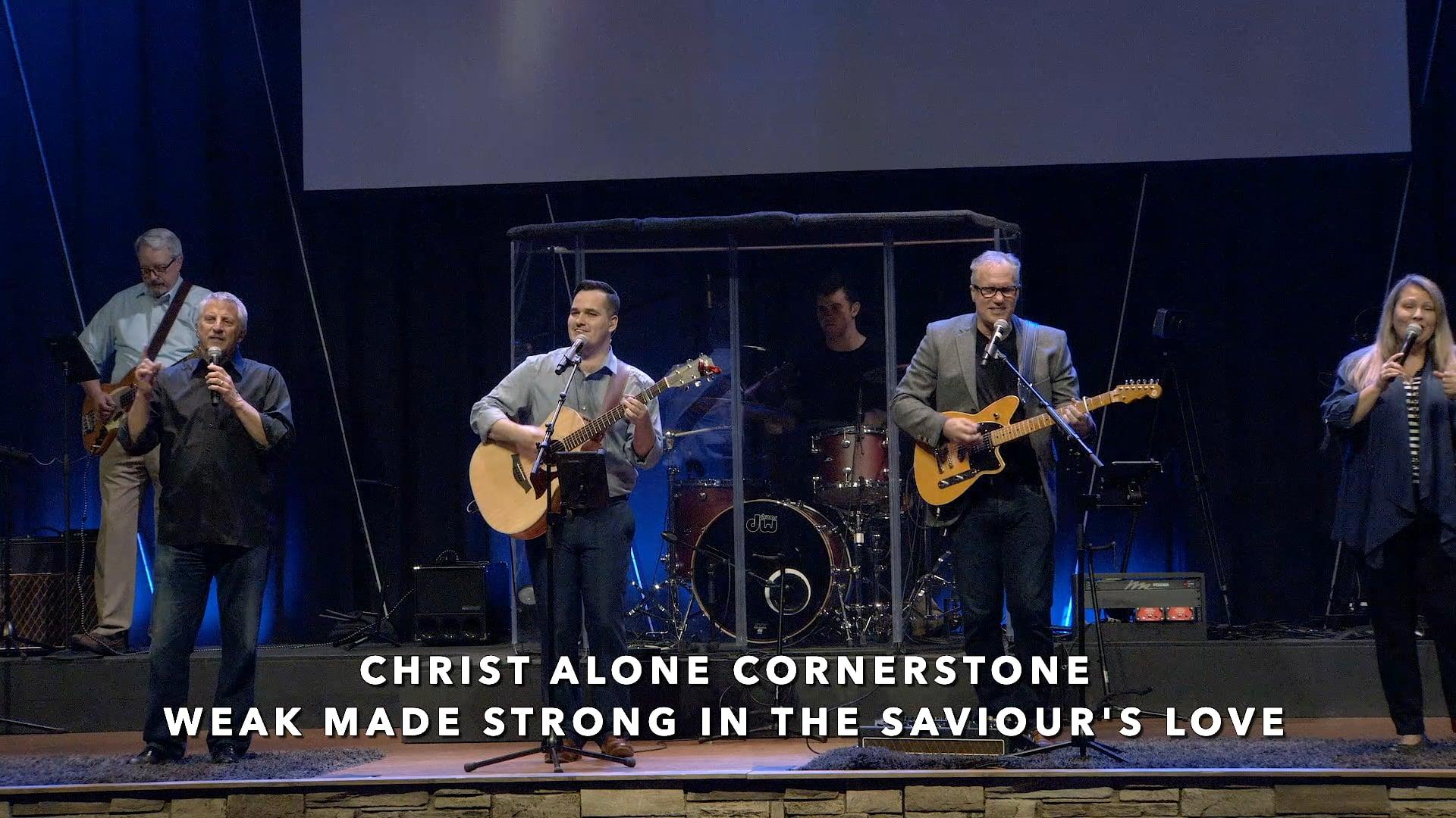 Cornerstone - Worship Team