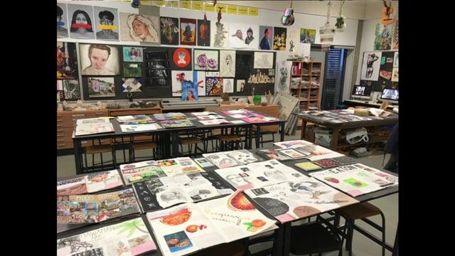 Art - Dame Alice Owen's School