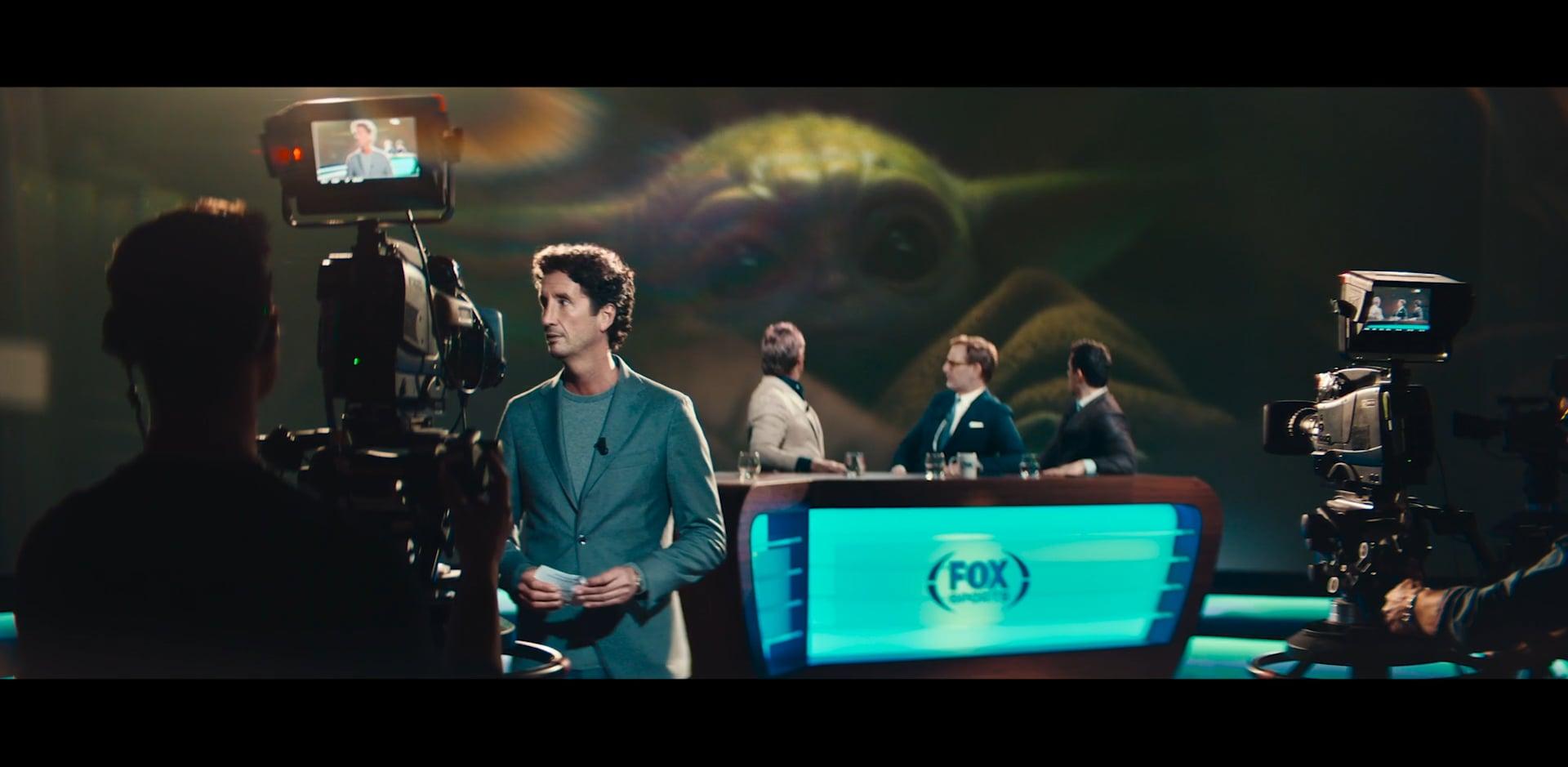 Fox Sports Mandalorian
