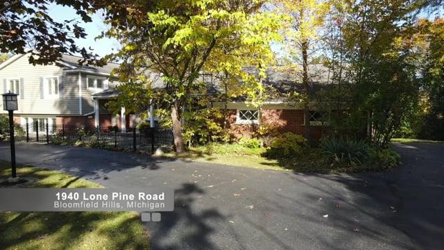 1940 Lone Pine Road