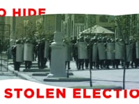 To Hide A Stolen Election - Мяжа Пачуццяў (Umvelt) - music video by Zebbler Encanti Experience