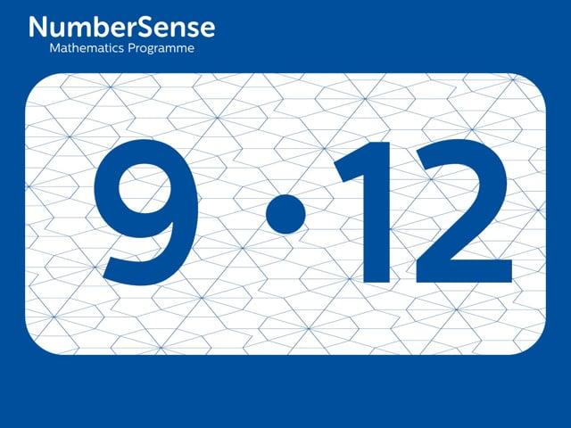NumberSense Manipulating Numbers: Level 9, Task 12 (Gr.3, T.1, Wkbk 9)