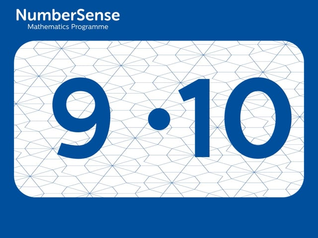 NumberSense Manipulating Numbers: Level 9, Task 10 (Gr.3, T.1, Wkbk 9)