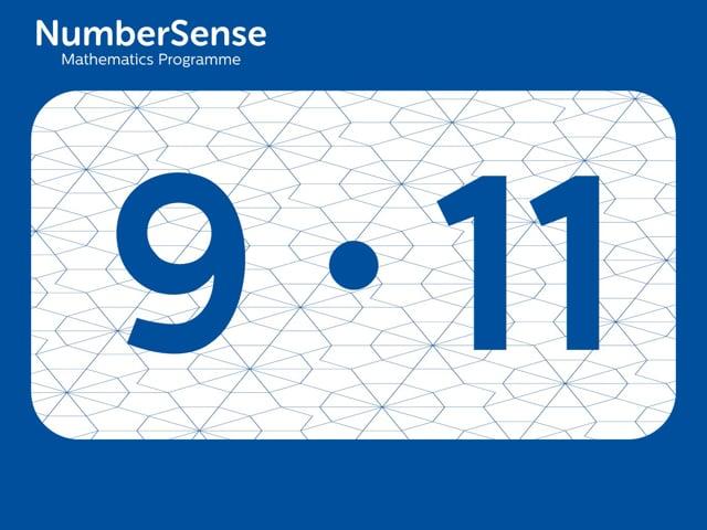 NumberSense Manipulating Numbers: Level 9, Task 11 (Gr.3, T.1, Wkbk 9)