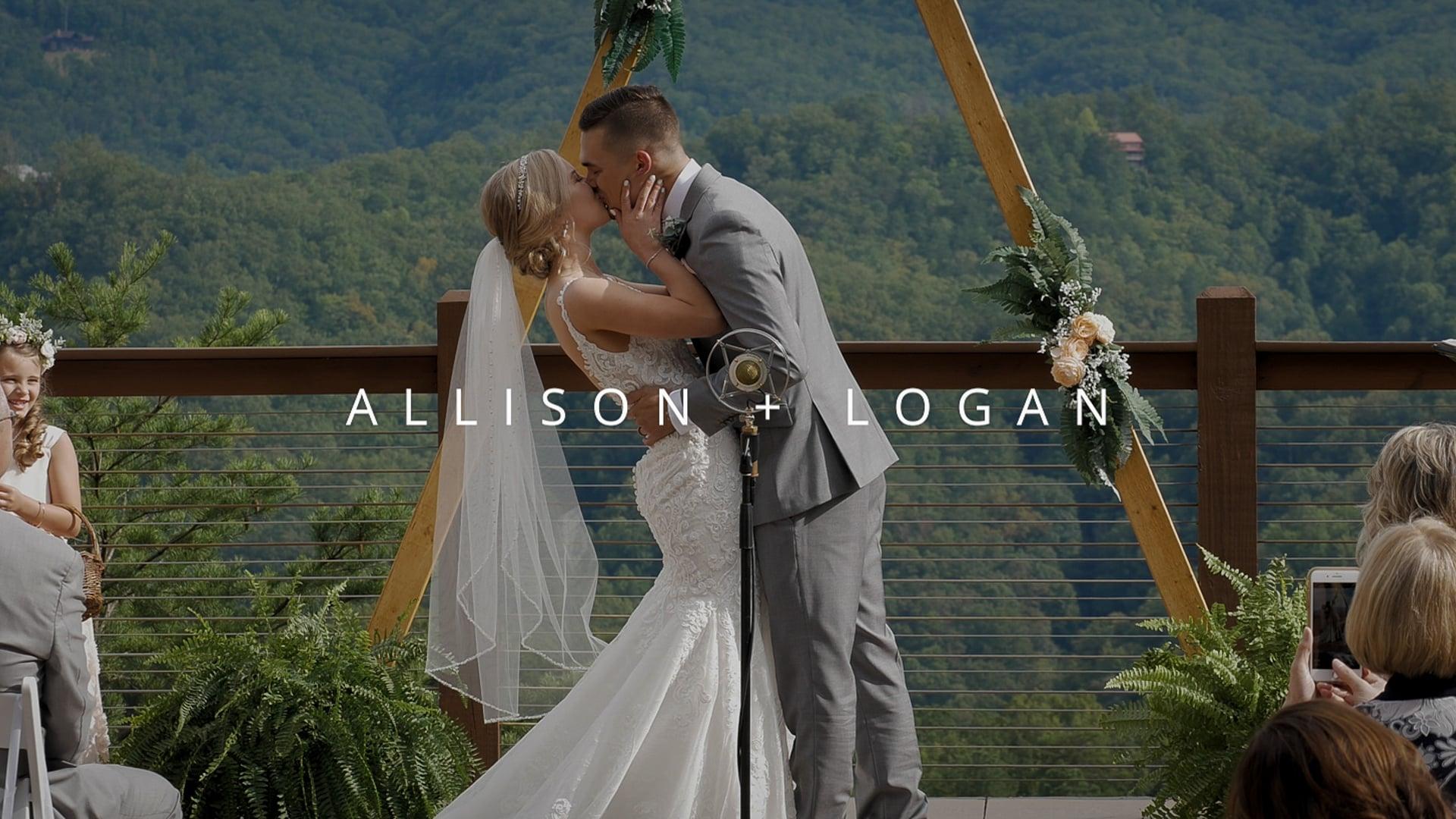 Allison & Logan: Wedding Documentary