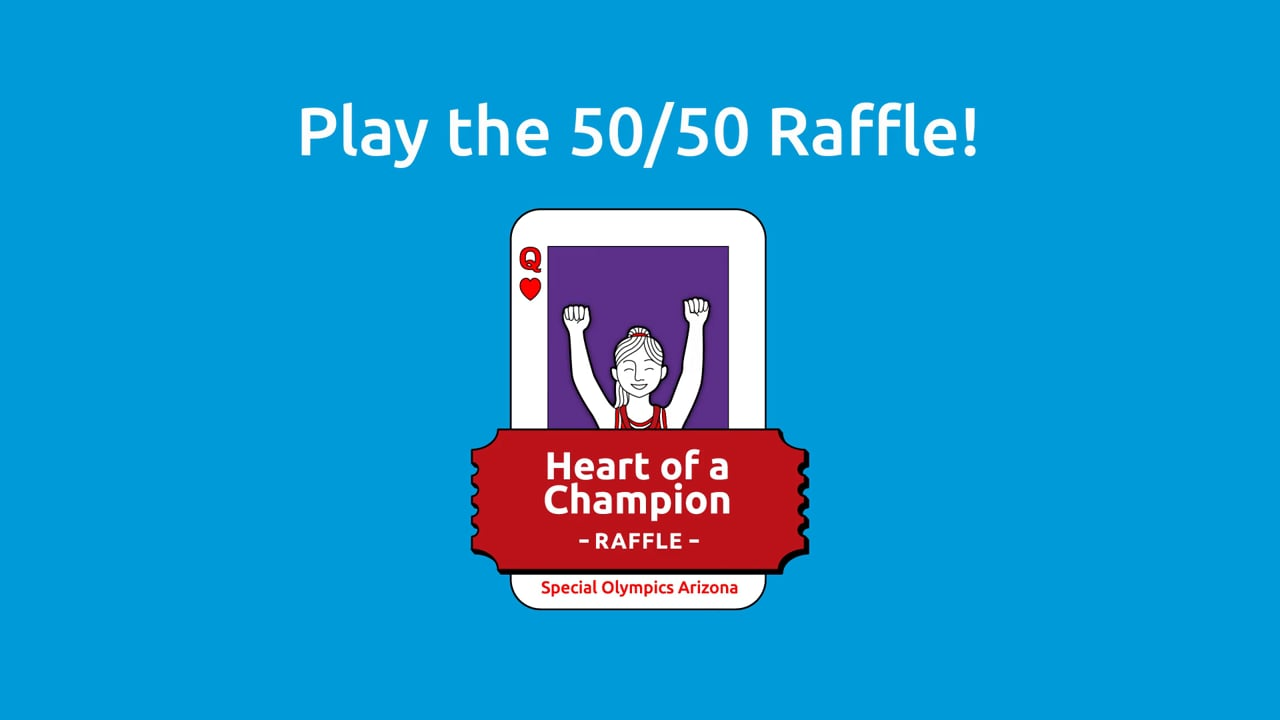 Raffle Commercial for Facebook - Special Olympics