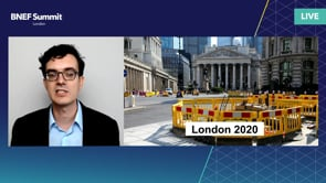 """Watch """"<h3>BNEF Talk: Data in a Crisis: What High-Frequency Indicators Taught us About the Energy Transition by David Hostert, Head of EMEA Research, BloombergNEF</h3>"""""""