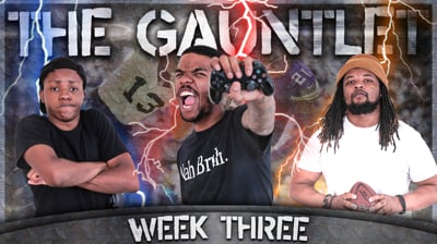 The Second Madden 21 Gauntlet! - Stream Replay