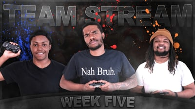 The Fourth Madden Team Stream With Ninjas! - Stream Replay Part 1