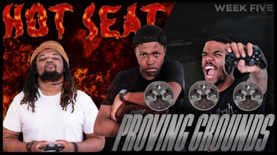 This Was A BEAR Of A Hot Seat!!! - Stream Replay