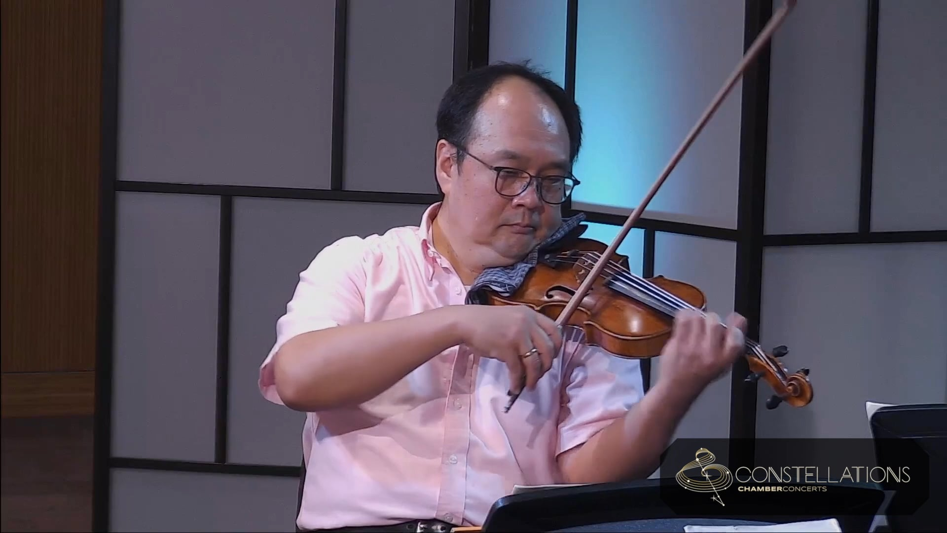Chen Family Quartet: Irving Berlin - Smile and Show Your Dimple