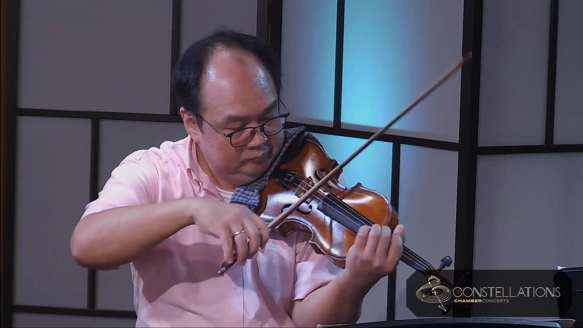 "Chen Family Quartet: Dvorak ""American"" Quartet: IV. Finale"