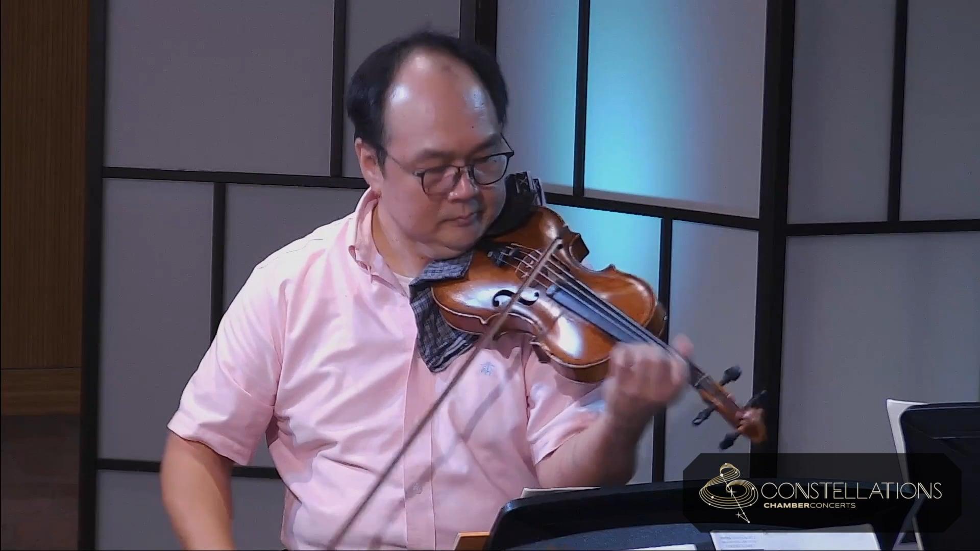 Chen Family Quartet: Irving Berlin - Cheek to Cheek
