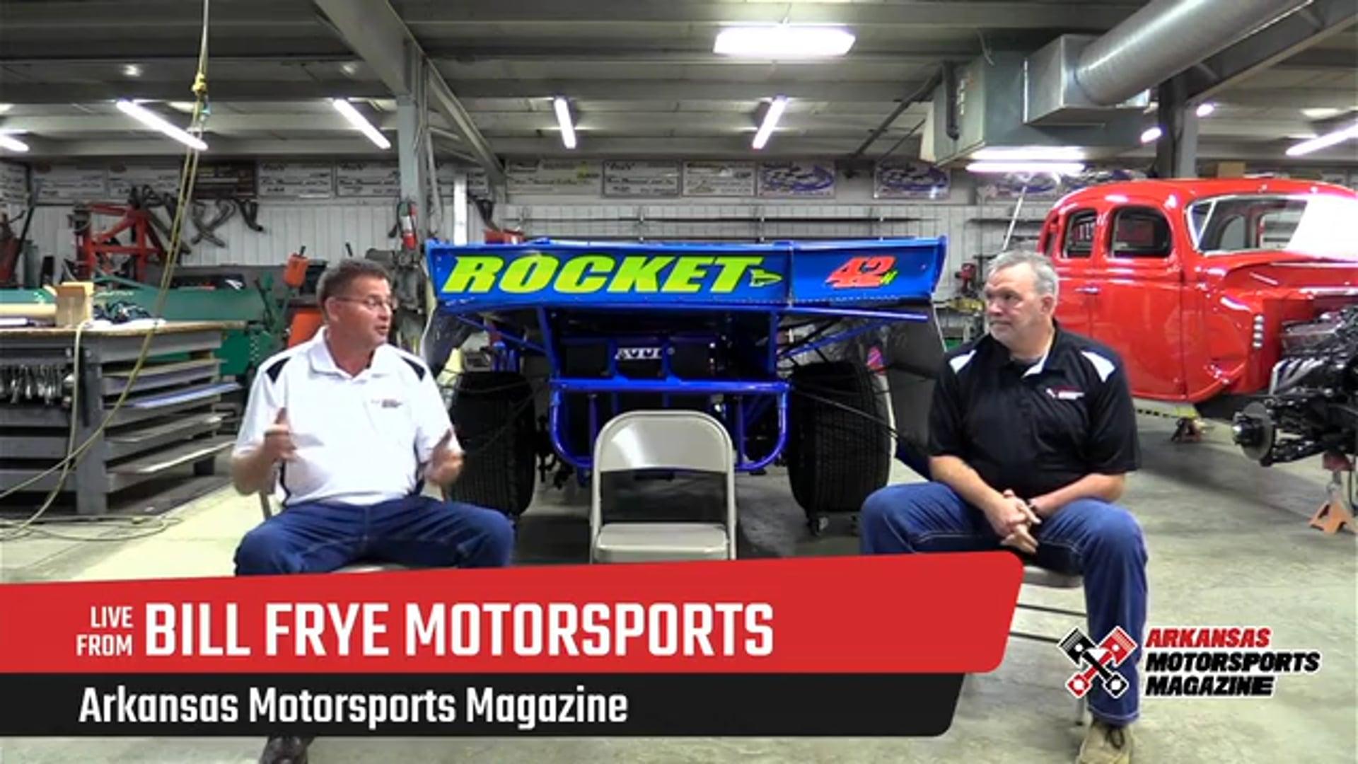 TUESDAY NIGHT TUNE UP - S1 E3 -  Guy Arkansas at Bill Frye Motorsports