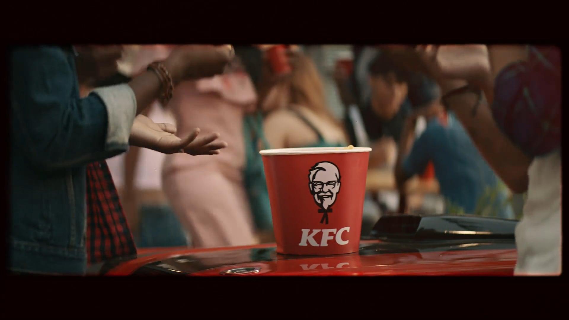 KFC 'Kentucky Bucket'