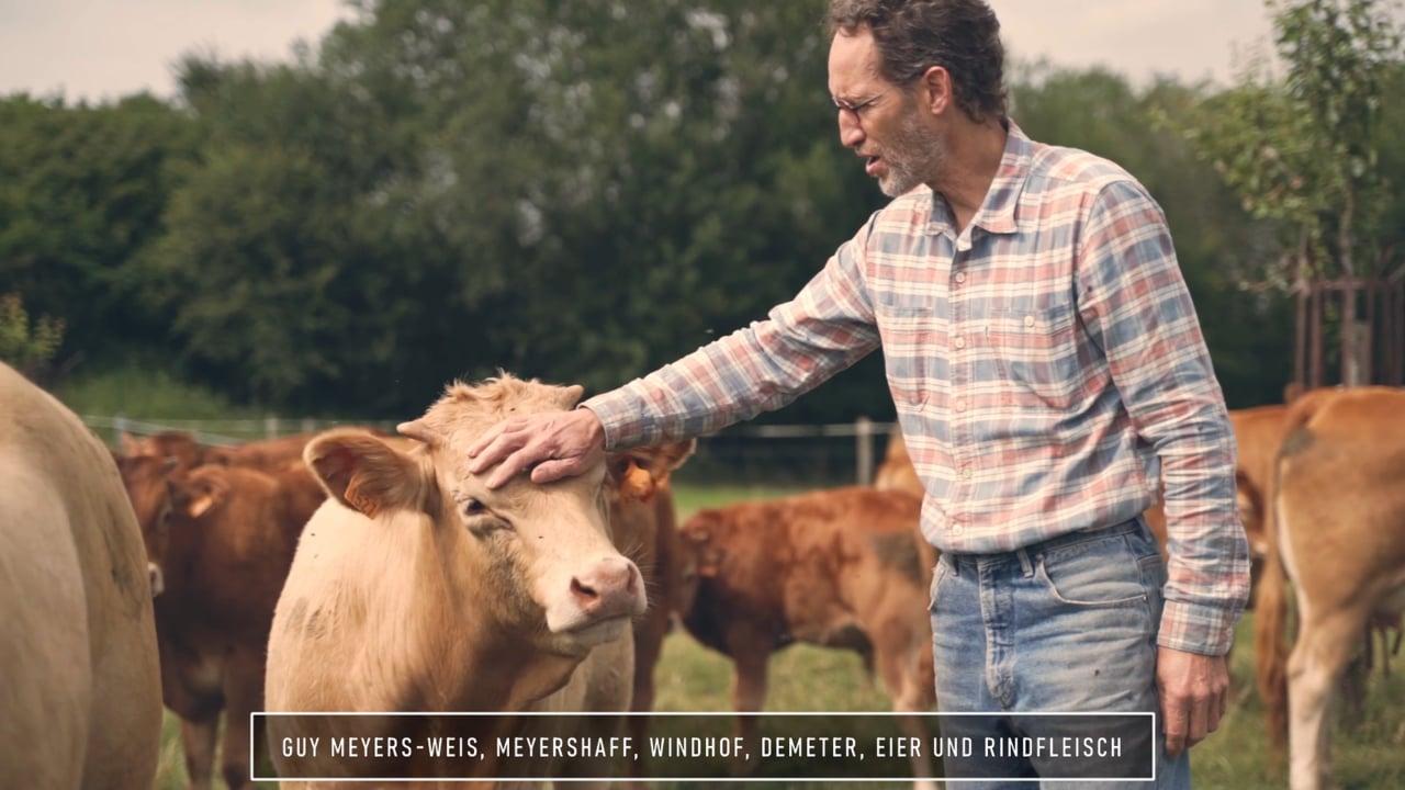 alle Bauern-Videos unter Genossenschaft - Mitglieder  - unsere Biolandwirte im Porträt...