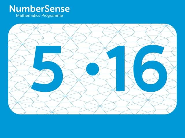 NumberSense Manipulating Numbers: Level 5, Task 16 (Gr.2, T.1, Wkbk 5)