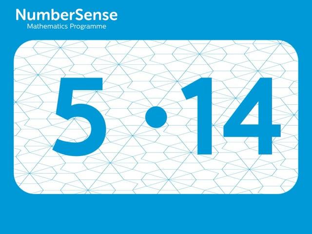 NumberSense Manipulating Numbers: Level 5, Task 14 (Gr.2, T.1, Wkbk 5)
