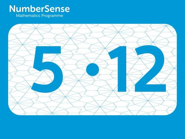 NumberSense Manipulating Numbers: Level 5, Task 12 (Gr.2, T.1, Wkbk 5)