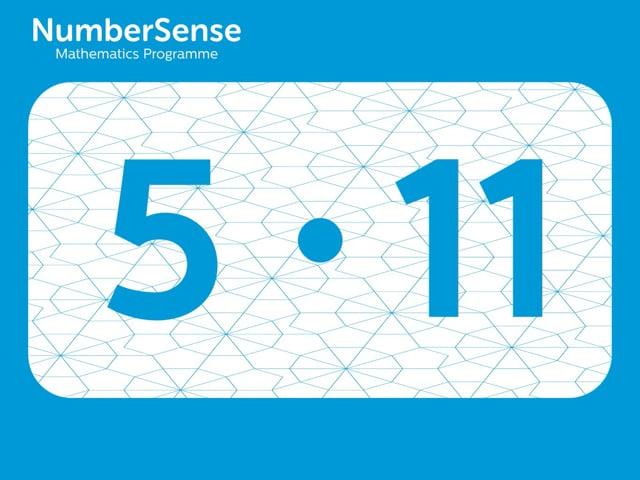 NumberSense Manipulating Numbers: Level 5, Task 11 (Gr.2, T.1, Wkbk 5)