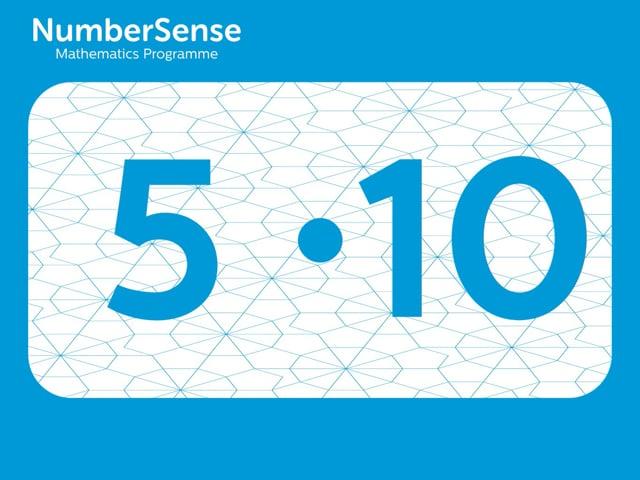 NumberSense Manipulating Numbers: Level 5, Task 10 (Gr.2, T.1, Wkbk 5)