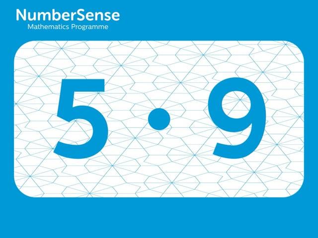 NumberSense Manipulating Numbers: Level 5, Task 9 (Gr.2, T.1, Wkbk 5)