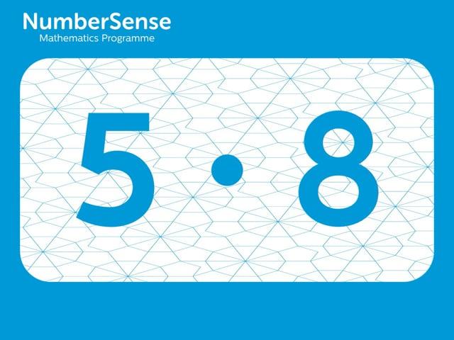 NumberSense Manipulating Numbers: Level 5, Task 8 (Gr.2, T.1, Wkbk 5)