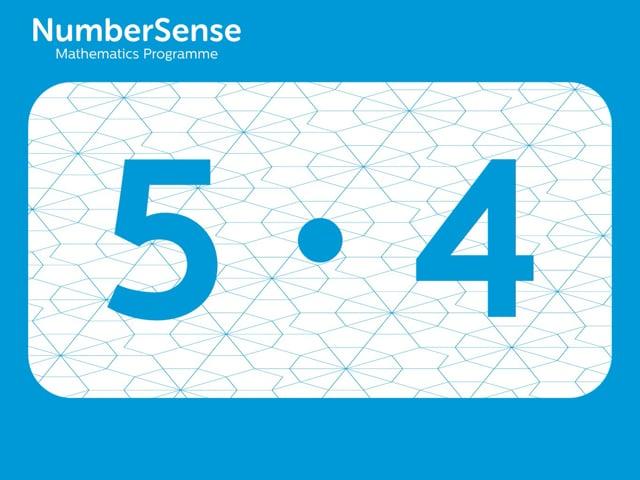 NumberSense Manipulating Numbers: Level 5, Task 4 (Gr.2, T.1, Wkbk 5)