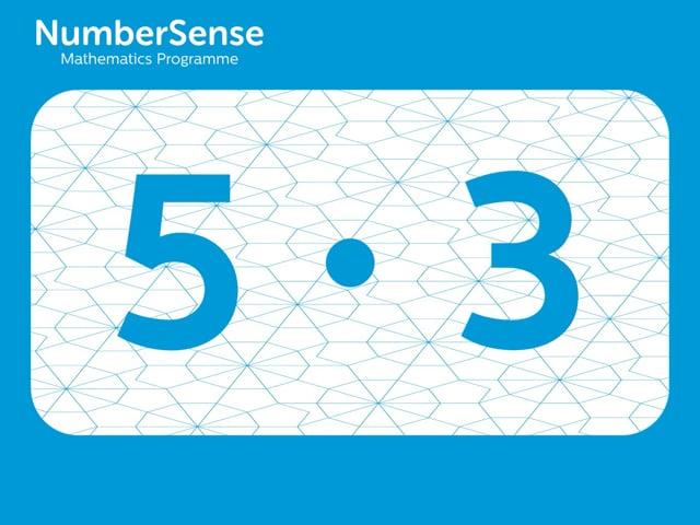 NumberSense Manipulating Numbers: Level 5, Task 3 (Gr.2, T.1, Wkbk 5)