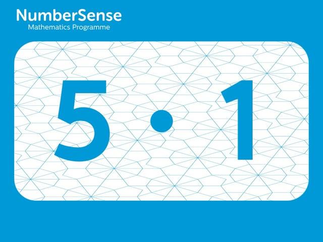 NumberSense Manipulating Numbers: Level 5, Task 1 (Gr.2, T.1, Wkbk 5)