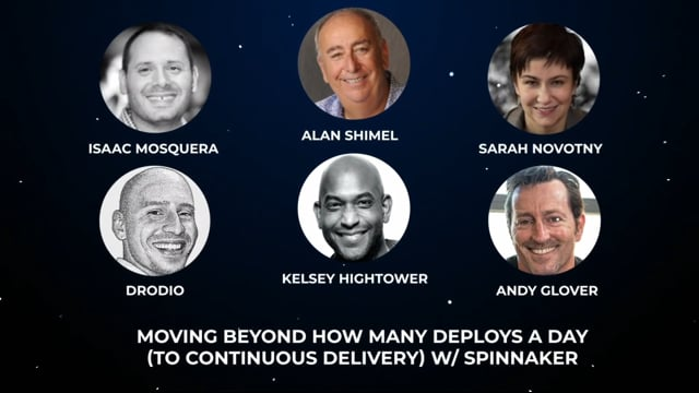 Moving Beyond How Many Deploys A Day (To Continuous Delivery) w/ Spinnaker