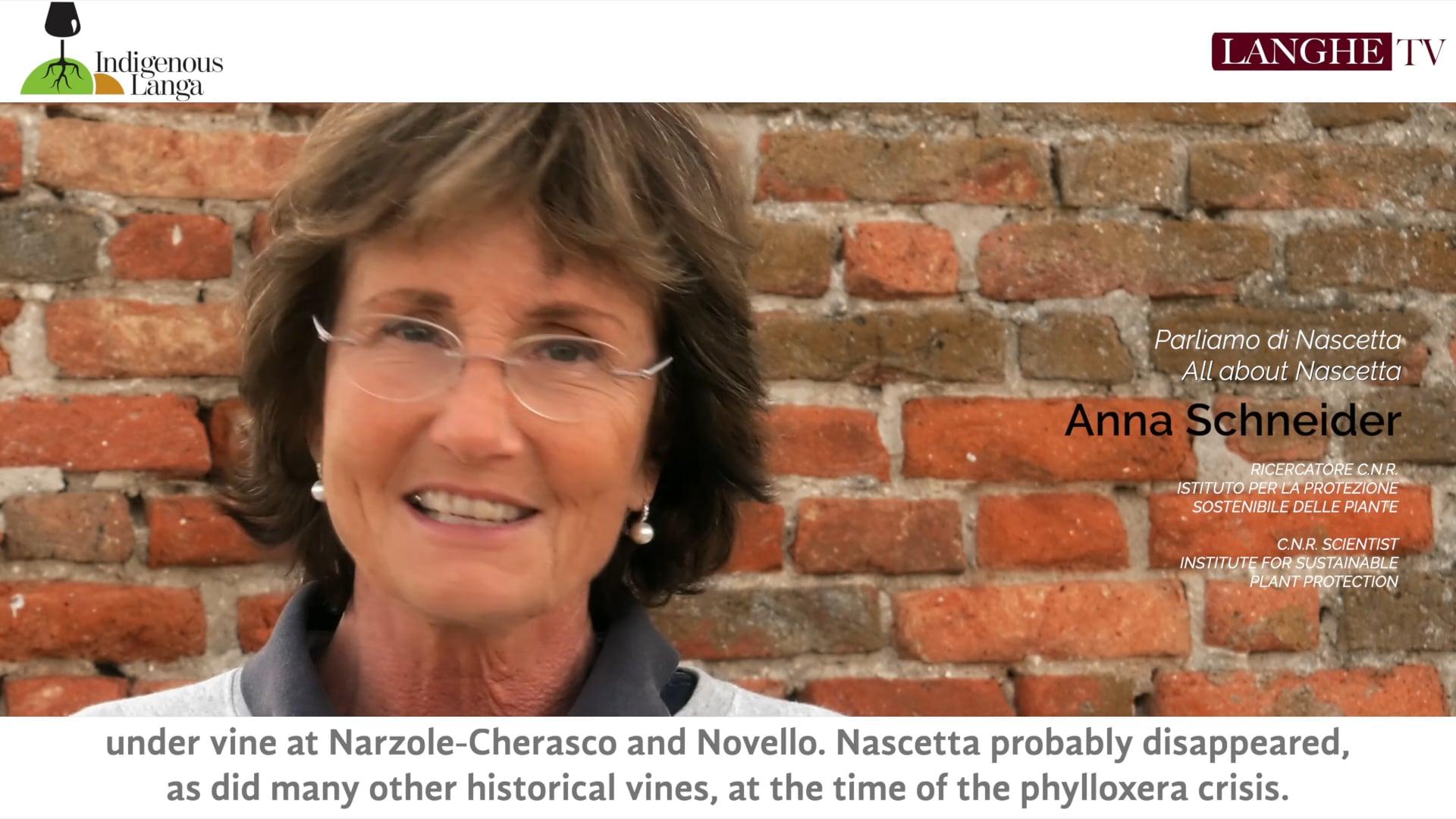 Parliamo di Nascetta con Anna Schneider | Let's Talk About Nascetta with Anna Schneider