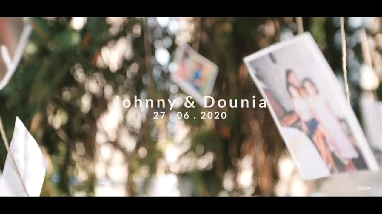 Johnny & Dounia   Wedding Trailer