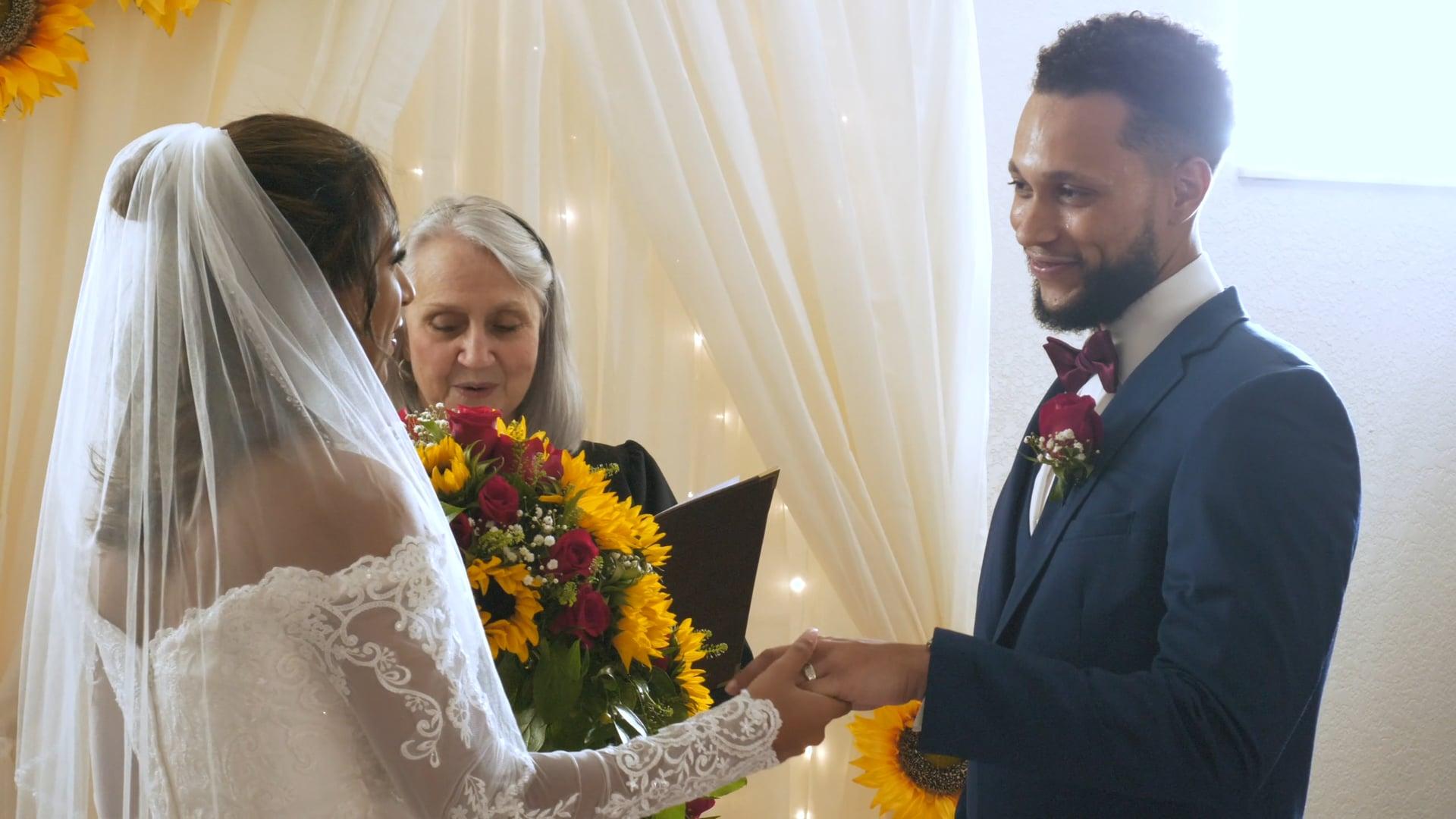 Emery Wedding 2020
