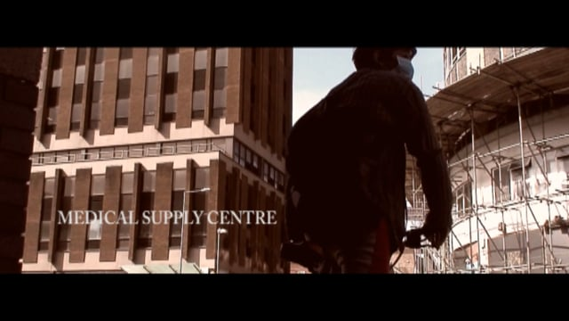 Volunteer – COVID-19 Short Film