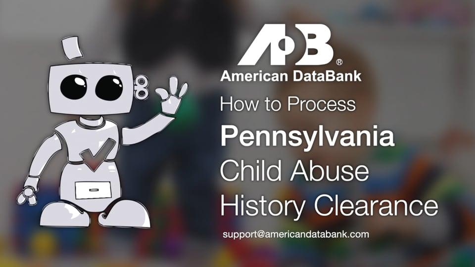 Pennsylvania Child Abuse